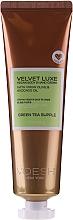 Profumi e cosmetici Crema mani e corpo al tè verde - Voesh Velvet Luxe Vegan Body & Hand Cream Green Tea Supple