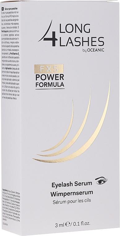 Siero ciglia - Long4lashes FX5 Power Formula EyeLash Serum