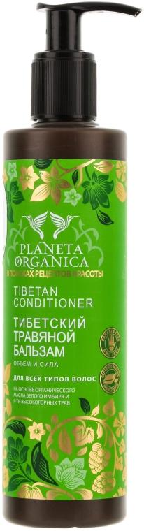 """Condizionante """"Erbe Tibetane"""" - Planeta Organica Tibetan Conditioner"""