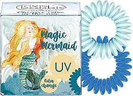 Profumi e cosmetici Elastico per capelli, 3pz - Invisibobble Original Ocean Tango