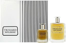 Profumi e cosmetici Trussardi Riflesso - Set (edt/100ml + edt/30ml)