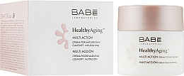 Profumi e cosmetici Crema multifunzionale per pelli molto mature - Babe Laboratorios Healthy Aging Multi Action Cream For Mature Skin