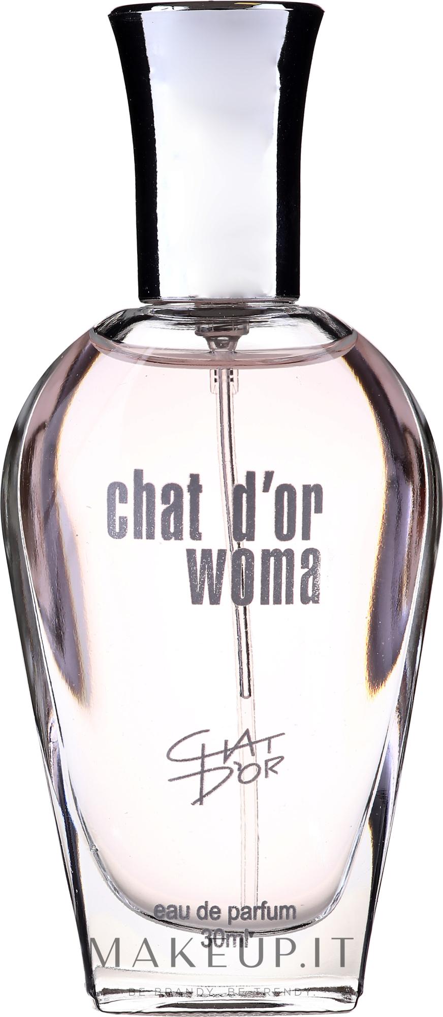 Chat D'or Chat D'or Woman - Eau de Parfum — foto 30 ml
