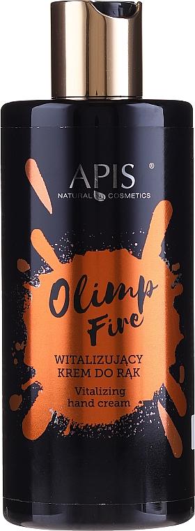 Witalizuj№cy krem do r№k - Apis Olimp Fire Hand Cream