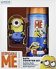 Profumi e cosmetici Set - Corsair Despicable Me (bath/f/250ml + toy)