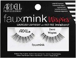 Profumi e cosmetici Ciglia finte - Ardell Faux Mink Demi Wispies