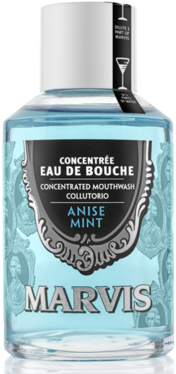 """Collutorio """"Anice e Menta"""" - Marvis Concentrate Anise Mint Mouthwash — foto N1"""