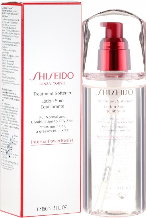 Trattamento per pelli normali e miste - Shiseido Treatment Softener