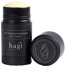 Profumi e cosmetici Balsamo corpo con burro di cacao - Hagi