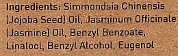 "Olio essenziale ""Jasmine"" - Apivita Aromatherapy Organic Jasmine Oil — foto N4"