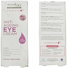 Crema contorno occhi antietà - Derma V10 Innovations Anti Ageing Eye Cream — foto N3