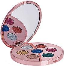 Profumi e cosmetici Palette Glitter - Contour Cosmetics Pressed Glitter Palette