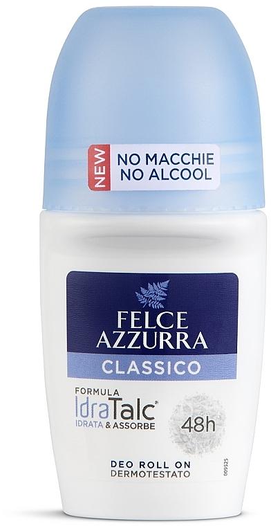 Deodorante roll'on - Felce Azzurra Deo Roll-on IdraTalc Classic — foto N1