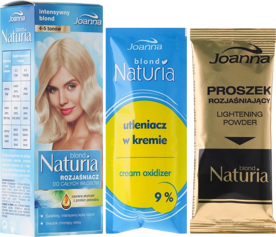 Decolorante - Joanna Hair Naturia Blond