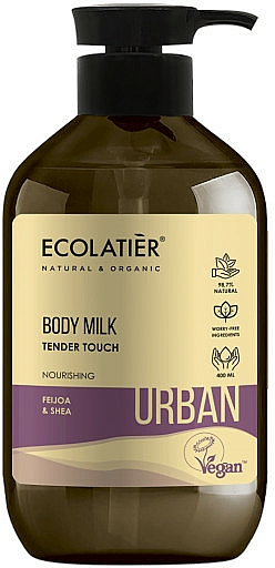 "Latte corpo ""Feijoa and Shea"" - Ecolatier Urban Body Milk"