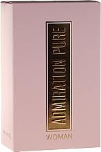 Profumi e cosmetici Linn Young Admiration Pure Woman - Eau de Parfum