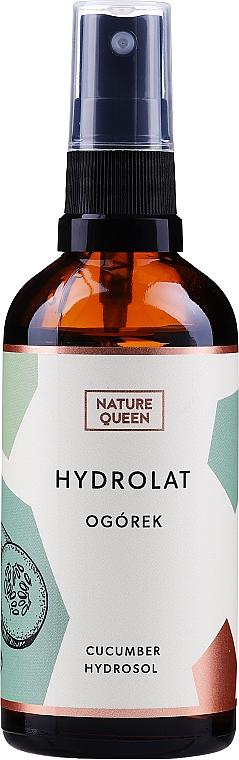 Idrolato di cetriolo - Nature Queen Cucumber Hydrolat
