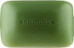 Set - Schmidt's Citrus Crush Trio Selection (deo/58ml + soap/142g + t/past/100ml + bag) — foto N8