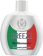 Profumi e cosmetici Breeze Squeeze Deodorant Mediterraneo - Deodorante corpo