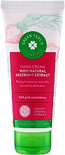 Profumi e cosmetici Crema mani con estratto di barbabietola - Green Feel's Hand Cream With Beetroot Extract