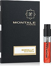 Profumi e cosmetici Montale Mukhallat - Eau de Parfum (Campioncino)