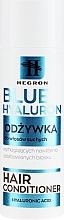 Profumi e cosmetici Balsamo per capelli secchi - Hegron Blue Hyaluron Hair Conditioner