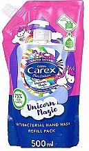 Profumi e cosmetici Sapone antibatterico liquido - Carex Unicorn Magic Antibacterial Handwash (doypack)
