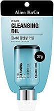 Profumi e cosmetici Olio detergente viso - Alice Koco Clear Cleansing Oil