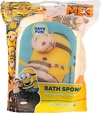 "Spugna da bagno ""Minions"" per bambini, blu, prigioniero Karl - Suavipiel Minnioins Bath Sponge — foto N1"