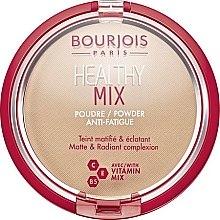Profumi e cosmetici Cipria compatta - Bourjois Healthy Mix Powder