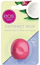 """Balsamo labbra """"Latte di cocco"""" - EOS Smooth Sphere Lip Balm Coconut Milk — foto N4"""