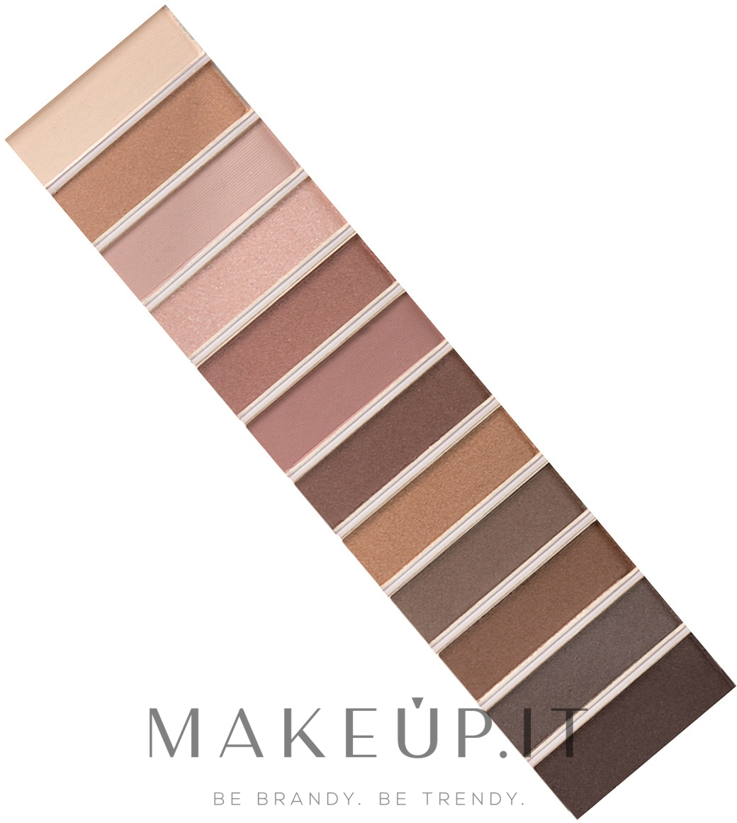 Peggy Sage Eye Shadows Palette Nude Shades - Palette