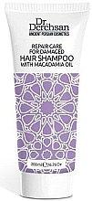 Profumi e cosmetici Shampoo con olio di macadamia - Dr. Derehsan Shampoo