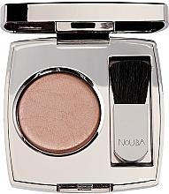 Profumi e cosmetici Blush compatto - Nouba Blushow Baked Blush Silver Case