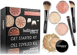 Profumi e cosmetici Set per il trucco - Bellapierre Get Started Kit Medium