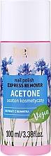 Profumi e cosmetici Acetone - Delia Cosmetics Ultra Strong Nail Express Remover