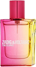 Zadig & Voltaire This is Love! for Her - Set (edp/50ml + bag) — foto N3