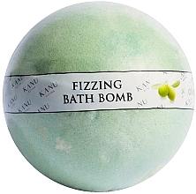 "Profumi e cosmetici Bomba da bagno ""Olivo"" - Kanu Nature Fizzing Bath Bomb Olive Tree"