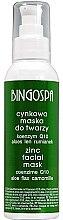 Profumi e cosmetici Maschera in zinco con aloe, lino e camomilla - BingoSpa