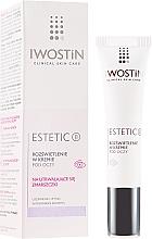 Profumi e cosmetici Crema contorno occhi schiarente - Iwostin Estetic 2 Brightening Eye Cream