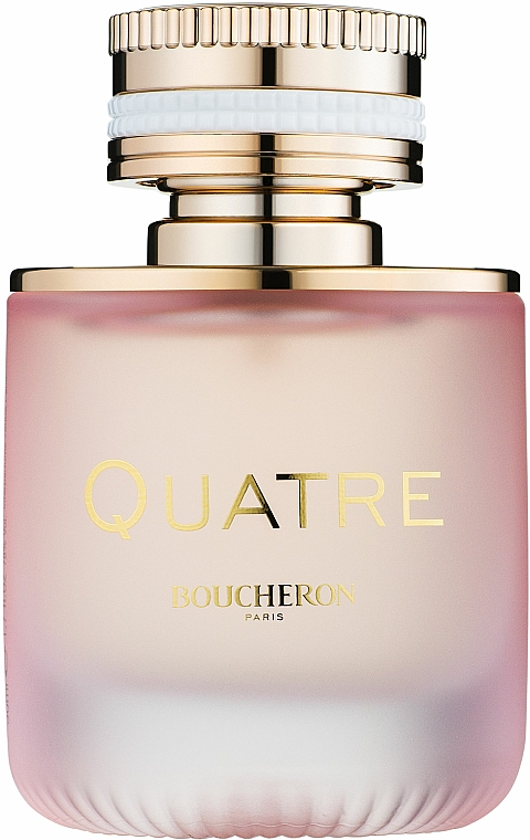 Boucheron Quatre En Rose Eau de Parfum Florale - Eau de Parfum