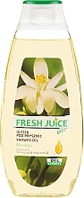 """Profumi e cosmetici Olio doccia """"Moringa"""" - Fresh Juice Shower Oil Moringa"""
