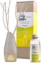 Profumi e cosmetici Aromadiffusore con vaso di vetro - We Love The Planet Darjeeling Delight Diffuser