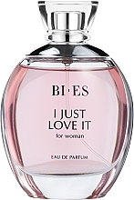 Profumi e cosmetici Bi-Es I Just Love It For Woman - Eau de Parfum