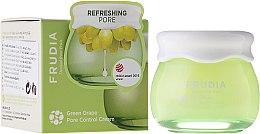 Profumi e cosmetici Crema viso seboregolatrice - Frudia Pore Control Green Grape Cream