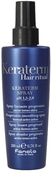 Spray per capelli danneggiati - Fanola Keraterm Spray