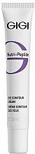 Profumi e cosmetici Crema contorno occhi - Gigi Nutri-Peptide Eye Contour Cream