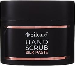 Profumi e cosmetici Peeling-pasta per mani - Silcare Hand Scrub Silk Paste (mini)