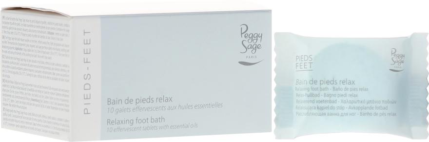 Compresse emollienti per pediluvio - Peggy Sage Feet Relaxing Foot Bath — foto N1