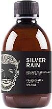Profumi e cosmetici Shampoo neutralizzante - Nook Dear Beard Silver Rain Shampoo